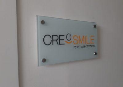 שילוט לחברת CRE